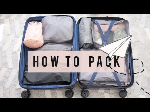 Travel Tips on How To Pack Light  | ANN LE ✈ - UCevNJDNNIKmG13YmTqLnZ-A