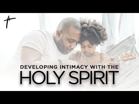 Developing Intimacy With The Holy Spirit (Sermon Only)  Pst Bolaji Idowu  8th August 2021