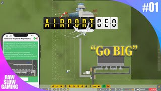 Airport CEO | Let's Play | Alpha | Tutorial - EP1