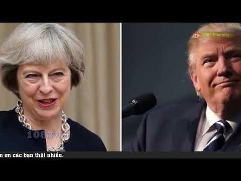 P/h/á h/o/ạ/i quan hệ tốt đẹp với Anh, dần hé lộ â/m m/ư/u của tổng thống Trump