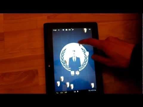 Anonymous Live Wallpaper 1 1 Telecharger L Apk Pour Android Aptoide