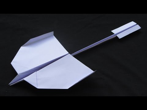 How to make a paper airplane - BEST paper airplanes - paper planes that FLY FAR . Martin - UCuwq56vKPJhp0wEpTDzwFNg