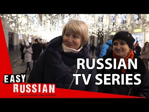Russian TV series | Easy Russian 57 photo