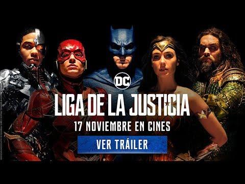 Liga de la Justicia - Spot Coming YT