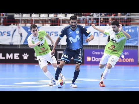 Movistar Inter – Palma Futsal | Cuartos de Final, Play Off título – Temporada 2018/19