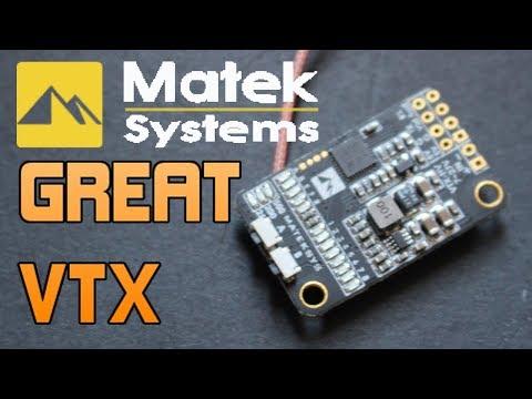 Betaflight SmartPort Telemetry How-To   MATEK F405 AND