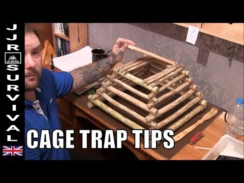 Cage Trap Tips