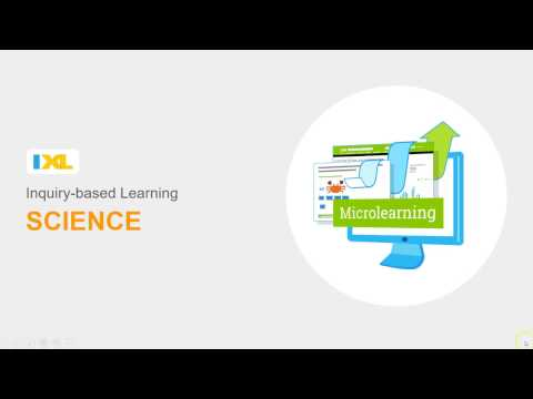 IXL Science and Inquiry-based Learning