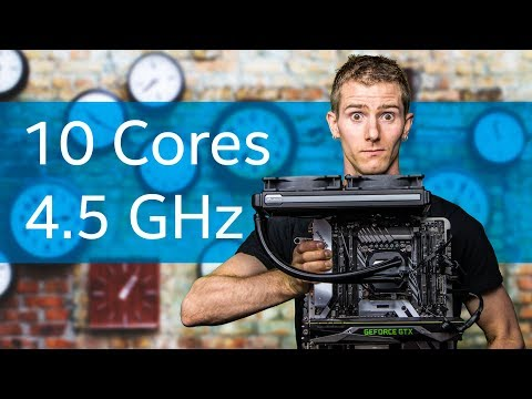 Core i9 Overclocking Guide – You asked for it! - UCXuqSBlHAE6Xw-yeJA0Tunw