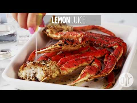 How to Make Crab Legs with Garlic Butter Sauce | Dinner Recipes | Allrecipes.com