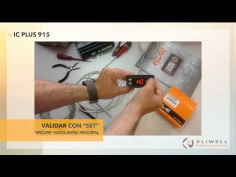 Eliwell - Cómo habilitar una zona neutra en controlador ICPLUS- EliwellStore