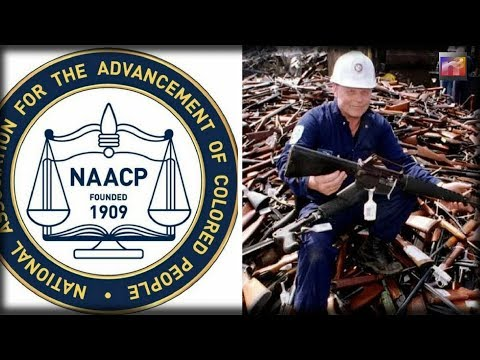 After NAACP Calls For National Gun Confiscation The TRUTH Hits Them In the FACE