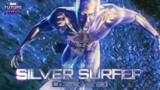 HOW TO UNLOCK & RANK UP SILVER SURFER !! (FULL COST, BUILD & GAMEPLAY) | Marvel Future Fight