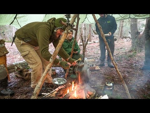Group Wild Camp - Rendezvous Part 4
