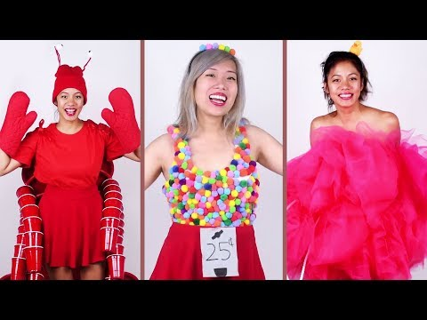 DIY HALLOWEEN Costumes! Creep It Real With These 5 Creative Halloween Costume Ideas by Blossom  sc 1 st  Cottage Crafts & Cottage Crafts