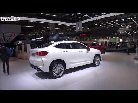 luxury cars (Made in China)  Wey cars 2020