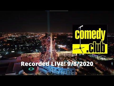 Comedy.Club LIVE Recording 9-8-2020