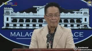 Mobilizing for democracy? Palace unperturbed despite Sereno remark