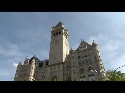 New Trump Hotel to Sell High-End Wine Served in Crystal Spoons   ABC News