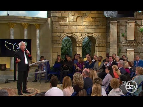 How to Release the Anointing of God P1 - A special sermon from Benny Hinn