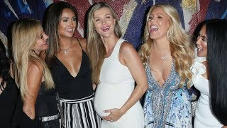 Joanna Krupa Feels Her Baby Kick While Flaunting Her Growing Baby Bump