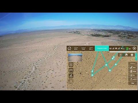 Hubsan H501A Waypoint Flying FPV Drone Flight Test Review - UC90A4JdsSoFm1Okfu0DHTuQ