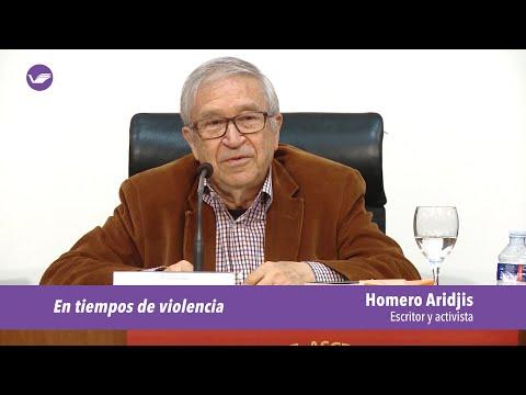 Vidéo de Homero Aridjis