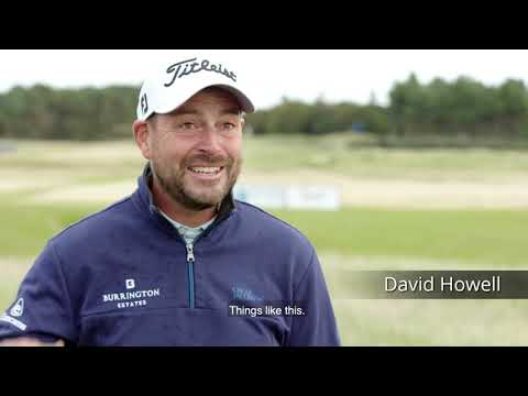 Driving the acessibility of golf - Aberdeen Standard Investments Scottish Open.