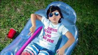"""Uptown Funk"" - Mark Ronson ft. Bruno Mars (GregoryQ cover) - 7 Years Old"