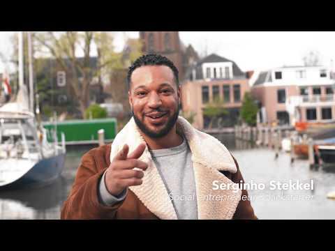 De buurten van Amsterdam, Noord: Serginho photo