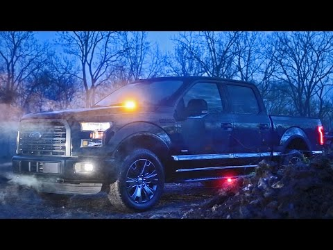 2016 Ford F-150 - Strobe Light Kit