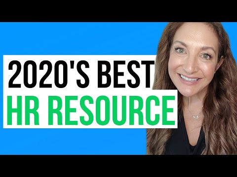 #1 Resource For HR Professionals In 2020 photo
