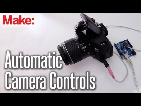 DIY Hacks & How To's: Automatic Camera Controls - UChtY6O8Ahw2cz05PS2GhUbg