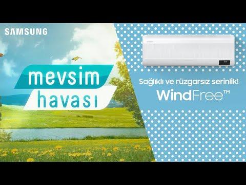 İstanbul'da Yağış Devam Edecek mi? | – Samsung WindFree ile Mevsim Havası