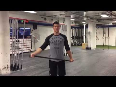 Multi-Directional Band Pull Apart: Corrective Shoulder Exercise