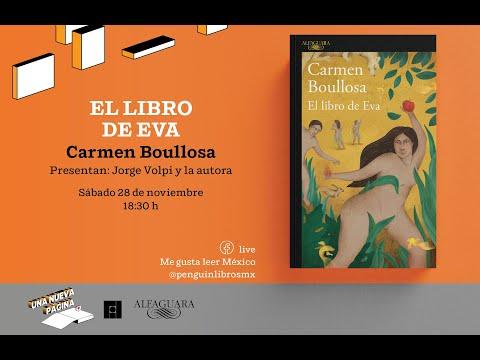 Vidéo de Carmen Boullosa