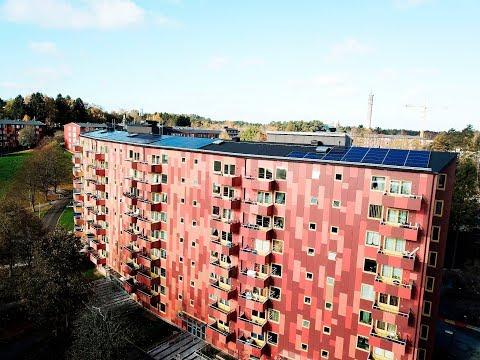 Årets Bygge 2019 – Tellusgatan i Göteborg