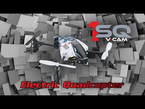 Spotlight: Heli-Max 1SQ V-Cam Quadcopters - UCa9C6n0jPnndOL9IXJya_oQ