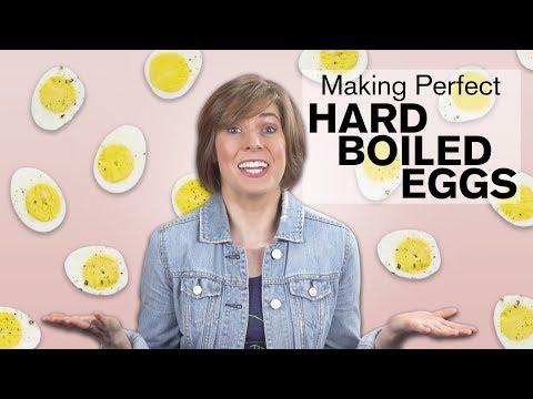 How to Make Perfect Hard Boiled Eggs   Egg Recipes   Allrecipes.com