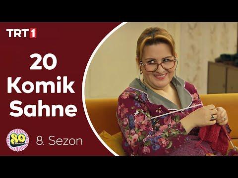 20 Komik Sahne - Seksenler 8. Sezon