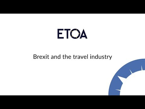 Brexit and the travel industry