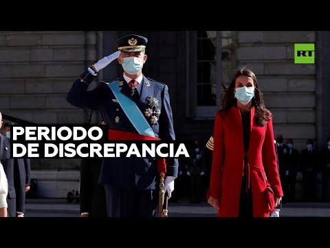 España celebra su Fiesta Nacional del 12 de octubre