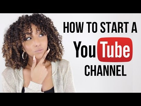 How To Start A YouTube Channel | BiancaReneeToday