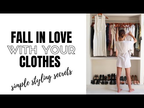 Video: 10 Ways To Breathe New Life Into The Clothes You Already Own - Fashion Trends 2020
