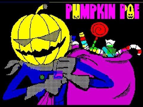 Canal Homebrew Esp Halloween: Pumpkin Poe (Charla con Ariel Endaraues) Spectrum