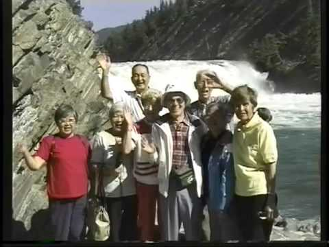 Banff, Canada part 2 - UCvW8JzztV3k3W8tohjSNRlw
