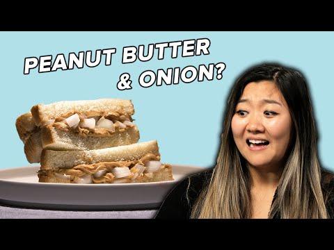 We Tried Weird Sandwiches People Claim To Like ? Tasty