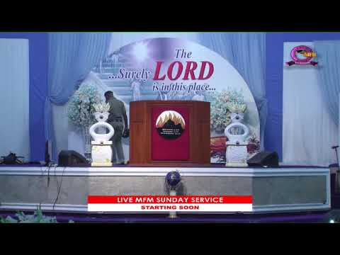 COME OUT FROM AMONG THEM  SUNDAY SERVICE  1ST NOVEMBER 2020 DR D.K. OLUKOYA(G.O MFM WORLD WIDE).
