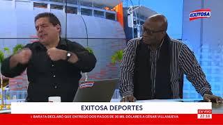 EXITOSA DEPORTES con CARLOS ALBERTO