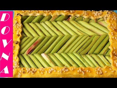 пирог с ревенем открытый от Dovna Enterprises